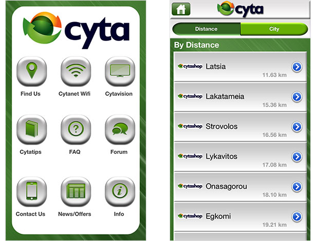 Cytainfo Screenshot