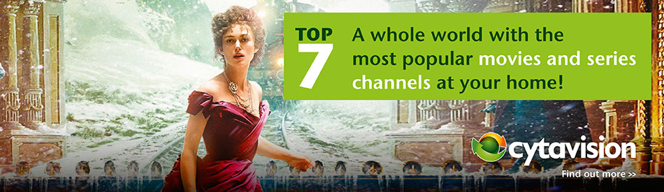 Most popular movies and series channel!