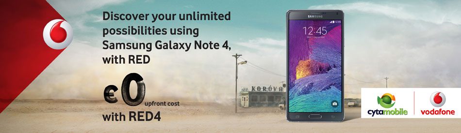 sansung galaxy note 4